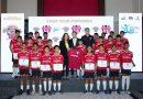 โตโยต้า เปิดตัวนักกีฬาทีม Toyota Thailand U-12