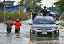 """มิตซูบิชิ มอเตอร์ส จัดคาราวาน """"ธารน้ำใจช่วยภัยน้ำท่วม สู่พี่น้องภาคอีสานบ้านเฮา"""""""