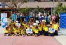 """ฮุนได จัดกิจกรรมเพื่อสังคมโครงการ """"บลู ซานต้า"""" ที่โรงเรียนวัดสนามช้าง"""