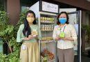 """ดอยคำ เปิด """"ตู้ปันน้ำใจ"""" พร้อมร่วม """"โครงการตู้กับข้าวคนไทย"""""""